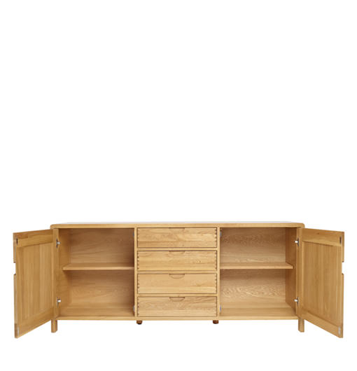 Bosco large sideboard sideboards display cabinets for Ercol mural cabinets and sideboards