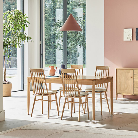 Askett dining set from Ercol