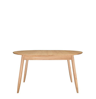Image of 3660 small extending dining table