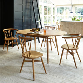 Oak Dining Ranges