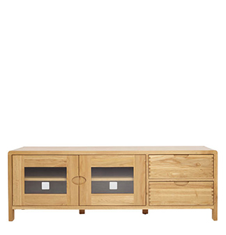 Image of 1394 wide TV unit